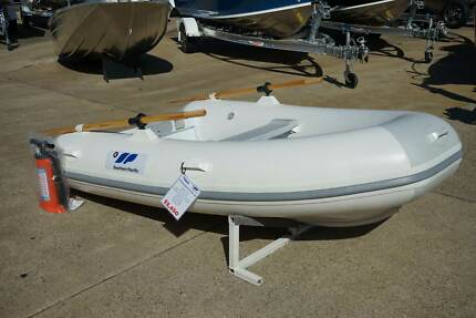 BRAND NEW SOUTHERN PACIFIC INFLATABLES SHEARWATER 260 RIB