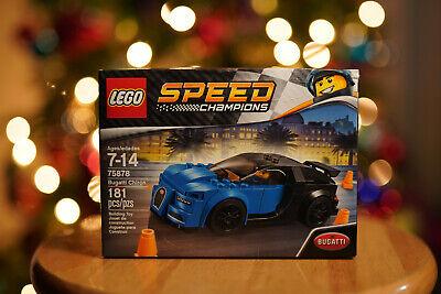 LEGO Speed Champions Bugatti Chiron 2017 (75878) new