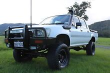 1996 Toyota Hilux 4x4 Kenilworth Maroochydore Area Preview
