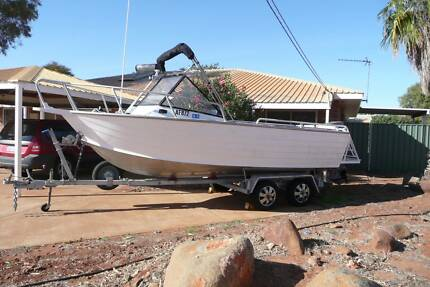 2004 Trailcraft 5.9m Runabout with all the extras! Nickol Roebourne Area Preview