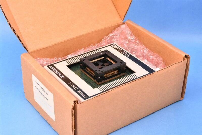 BPM Microsystems ASM208PQC Socket Tester Module for 3710-MK2 / Actel FPGA
