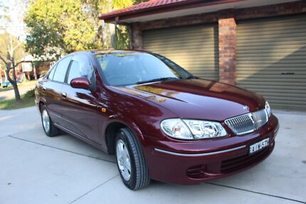 2000 Nissan Pulsar Sedan Morisset Lake Macquarie Area Preview