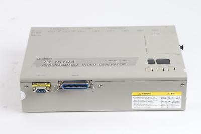 Leader Lt 1610a Programmable Video Generator Analogdigital 150mhz
