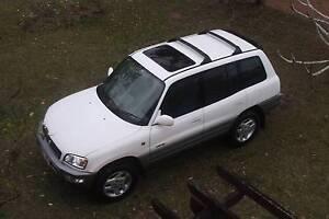 1998 Toyota RAV4 Wagon Chevallum Maroochydore Area Preview
