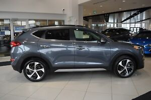 2017 Hyundai Tucson LIMITED w/ NAVI / PANORAMIC ROOF / LEATHER