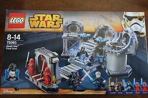 LEGO Star Wars Death Star Final Duel 75093 - BRAND NEW West Ryde Ryde Area Preview