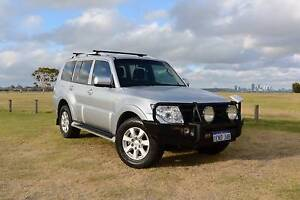 2010 Mitsubishi Pajero Wagon Myaree Melville Area Preview