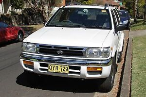1997 Nissan Pathfinder Wagon Chatswood Willoughby Area Preview