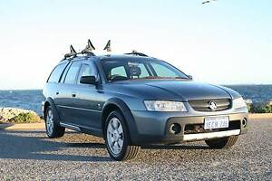 2005 Holden Adventra Wagon North Fremantle Fremantle Area Preview