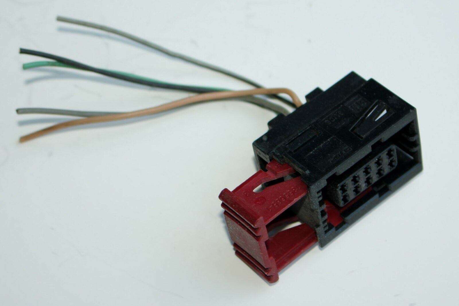 Used Pontiac Electrical Parts For Sale Wiring Connector G6 2005 2008 Driver Door Latch Actuator Electric Harness Plug Oem
