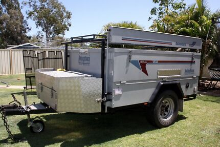 Adventure Offroad Camper - Pilbara Blackwater Central Highlands Preview