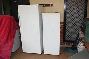 Westinghouse 430L all fridge  plus a Hisense 177 freezer Dundowran Beach Fraser Coast Preview