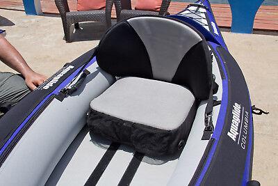 Aquaglide Pro-Formance Fishing-Ready Inflatable Kayak Seat w
