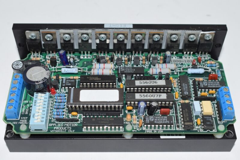 Applied Motion STEP MOTOR DRIVER MODEL 1000-102