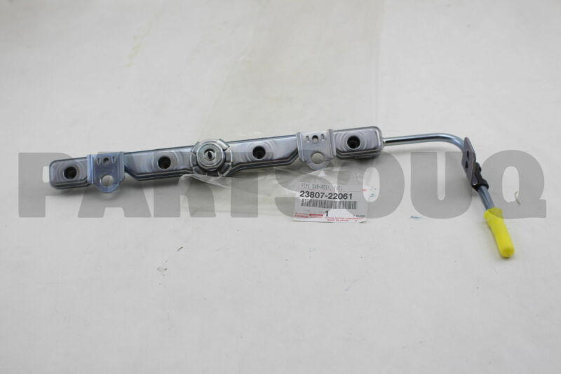2380722061 Genuine Toyota Pipe Sub-assy, Fuel Delivery 23807-22061