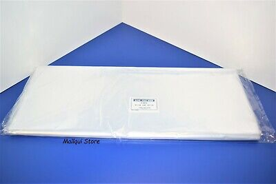 100 Clear 20 X 24 Poly Bags Lay Flat Open Top Plastic Packing Uline Best 1 Mil