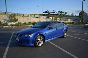 2007 Holden Commodore Sedan SV6 manual Gympie Gympie Area Preview
