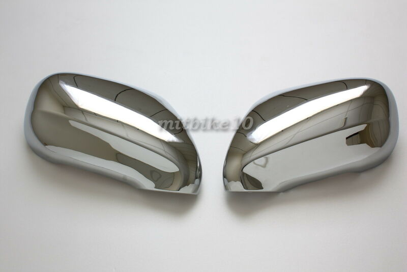 2006-2008 Lexus IS250 LS460 Chrome Mirror Covers RHD Right Hand Drive Pre-LCI