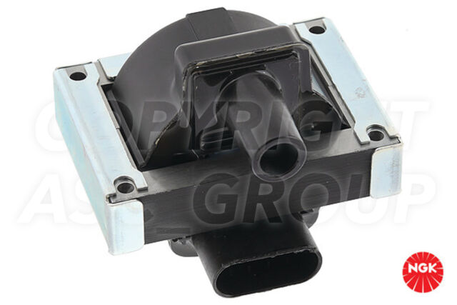 New NGK Ignition Coil For JAGUAR XJS Series XJS 6.0 Convertable Coupe 1994-95