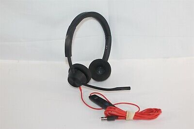 Plantronics Poly Blackwire Bw3320-m Usb-a Wired Headset 214012-101
