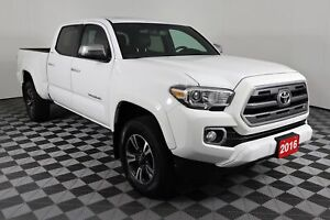 2016 Toyota Tacoma Limited LIMITED w/NAVIGATION, HEATED LEATH...