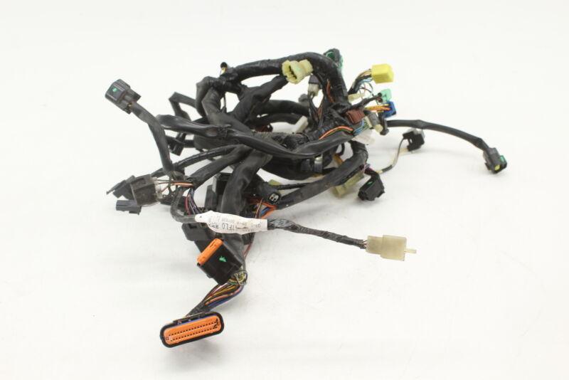 05-09 Suzuki Boulevard Main Engine Wiring Harness Motor ...