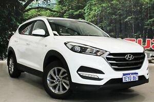 2016 Hyundai Tucson TL Active (FWD) White 6 Speed Automatic Wagon