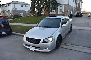 2006 nissan altima full part out
