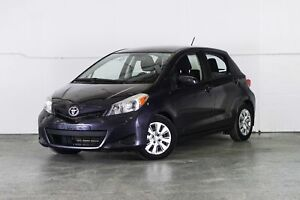 2014 Toyota Yaris LE Certified Finance for $50 Weekly OAC