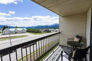 FIRST MONTH FREE – 2 BEDROOM APARTMENT IN GRANDE CACHE.