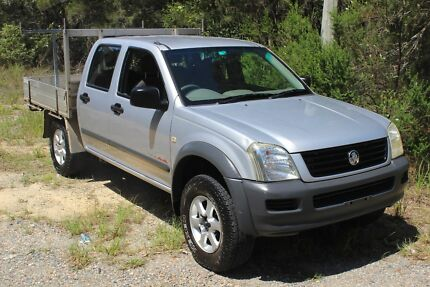 Holden Rodeo 4x4 Petrol 3.5 Manual - BullBar - Rwc - 6 Months Reg