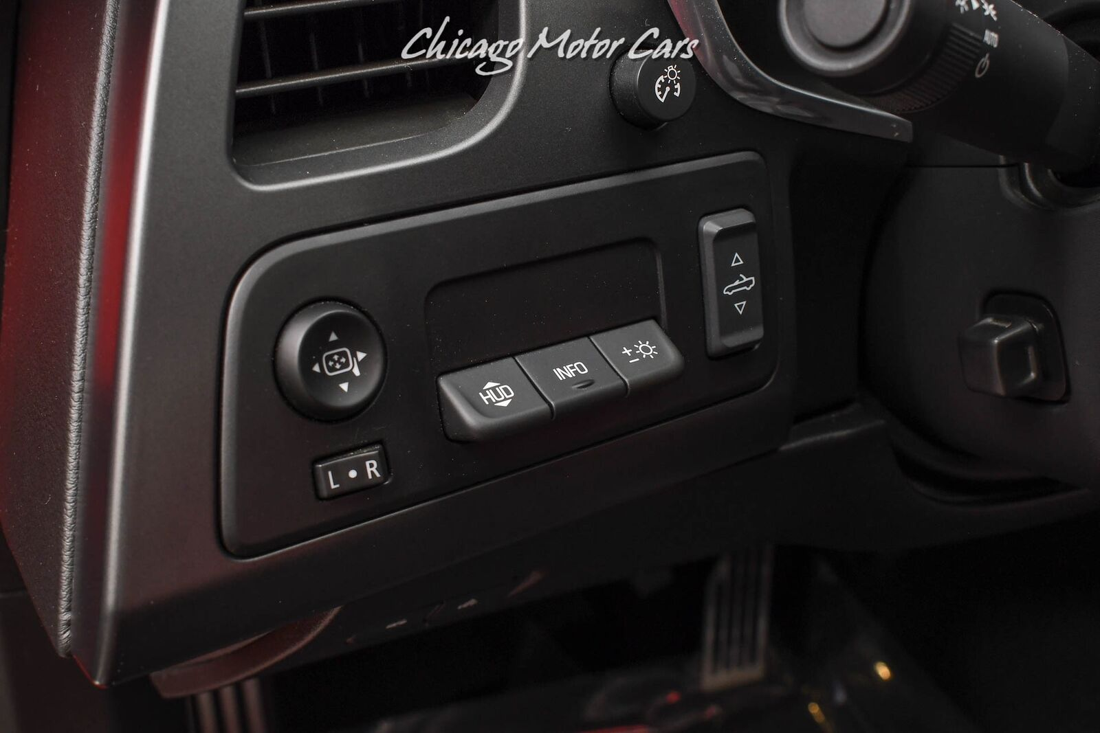 2015 Red Chevrolet Corvette Z06 2LZ | C7 Corvette Photo 9