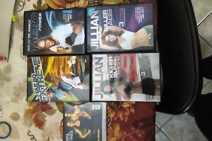 Fitness/workout dvd's