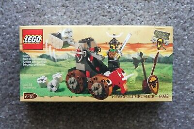 LEGO Castle Knights' Kingdom Catapult Crusher (6032)