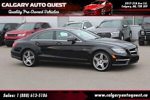 2012 Mercedes-Benz CLS-Class CLS63 AMG NAVI/B.CAM/LEATHER/SUNROO