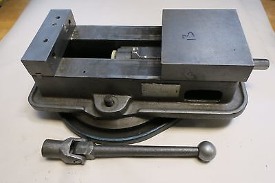 Kurt D60 6 Machinist Vise With Swivel Base And Handle. Cnc Usa