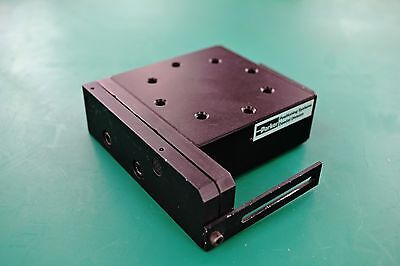 Parker Positioning 4572 Series 500 Manual Linear Slide Stage 3.75-3.5 Solid Top
