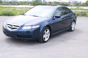 ACURA TL 2005 luxe