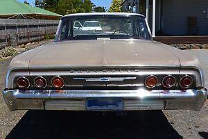 1964 Chevrolet Bel Air Sedan Westbury Meander Valley Preview