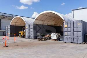 Affordable 40x20ft Container Dome - with FREE SHIPPING!
