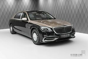 S 560 Maybach 2020 DUO TONE with VIP WALL