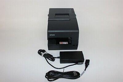 Epson Tm-h6000iv Pos Thermal Receipt Printer M253a Complete C