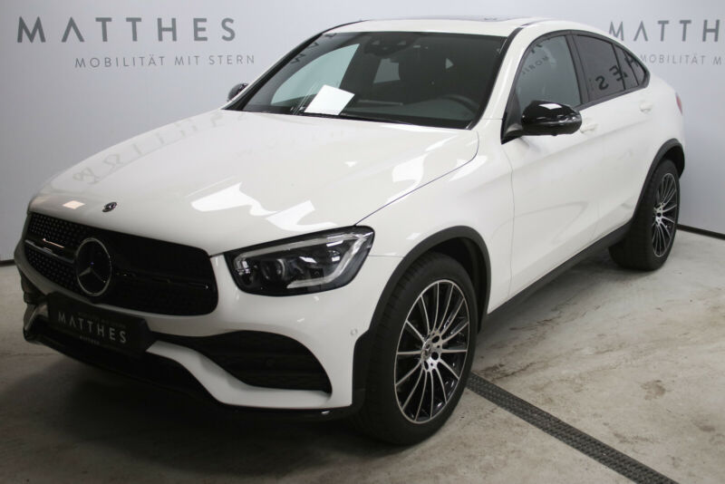 Mercedes-Benz GLC 300 4M Coupe - AMG Night - Burmester