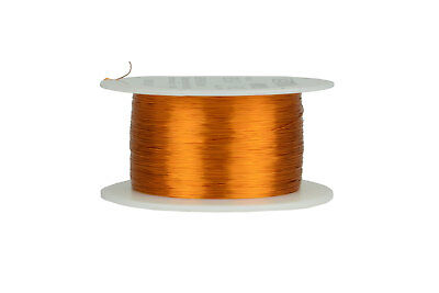 Temco Magnet Wire 32 Awg Gauge Enameled Copper 8oz 2444ft 200c Coil Winding