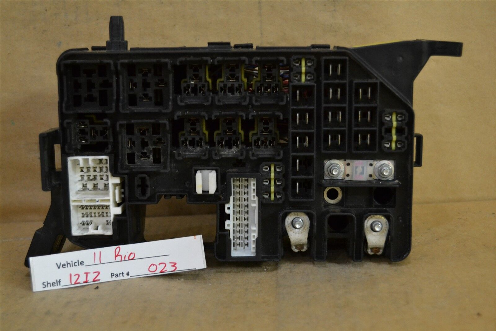 Used Kia Computers Chips Cruise Control And Related Parts For Sale Fuse Box 2011 Forte 2008 Rio Relay Unit 919401e000 Module 2023 12i2