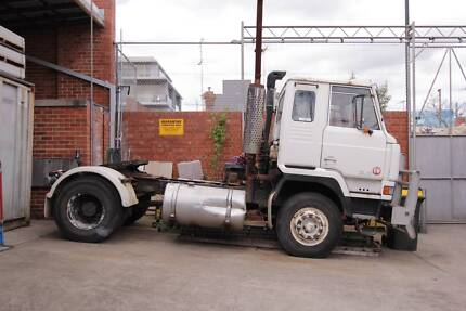 Nissan UD Prime Mover/Sleeper Cab/Runs Well (optional trailer)