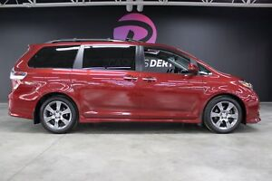2016 Toyota Sienna SE groupe tech cuir toit mags