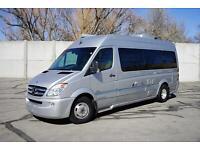 2012 Airstream Interstate  59,169 Miles Sheer Silver Metallic Full-size Cargo Va