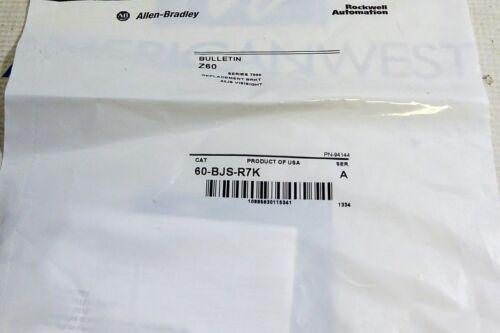 NEW ALLEN BRADLEY 60-BJS-R7K REPLACEMENT BRACKET