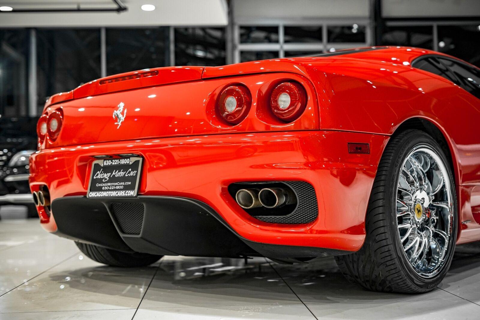 1999 Ferrari 360 F1 TRANSMISSION! SERVICE RECORDS! | eBay